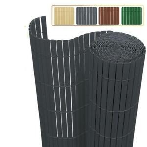 PVC Sichtschutzmatte Sichtschutzzaun Sichtschutzmatte Bambus Sichtschutz