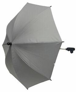 Graco Parasol Baby Sun Umbrella Uv Protected Symbio Mirage Mosaic