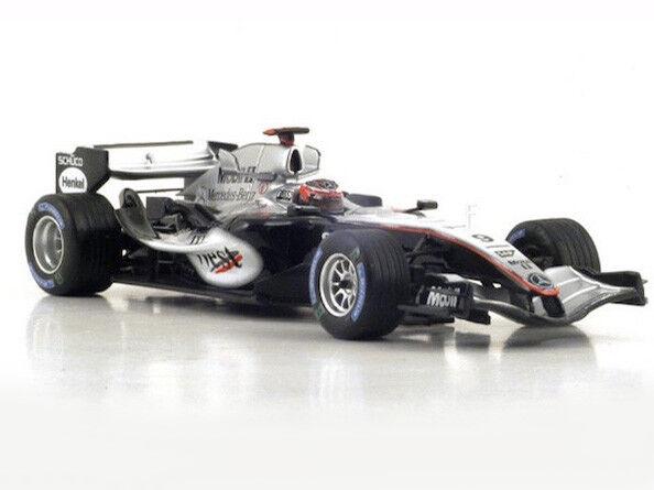 Spark Model 1 43 S4363 Mc Laren MP4 20 F.1 Mercedes  9 Winner Monaco GP 2005