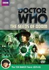 Doctor Who The Seeds of Doom 5051561030444 With Tom Baker DVD Region 2