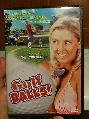 Amy Lynn Baxter Golf Balls Golf Balls Panties Celebrity