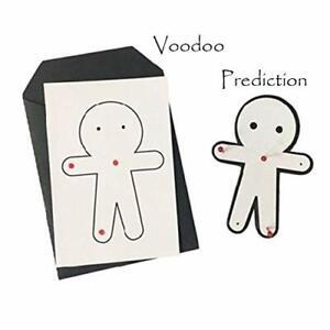 Voodoo-Prediction-Magic-Tricks-Magic-Close-Up-Gimmick-Prop-Illusion-Mentalism