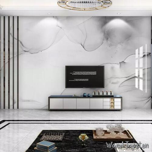 Nappes Papier Peint tapisseries peintures murales grise abstraite encre marbre motif 8409