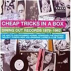 Various Artists - Cheap Tricks In A Box (Dining Out Records 1979-1982, 2012)