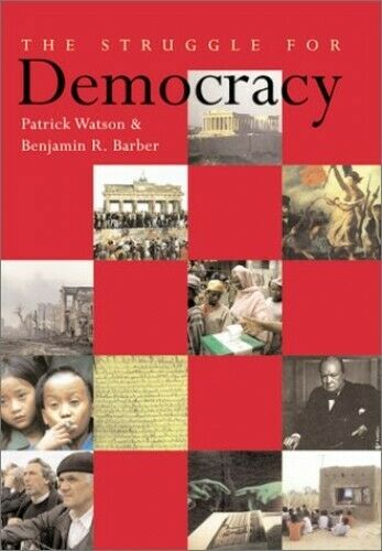 The Struggle for Democracy: Revised Edition by Barber, Benjamin R. Paperback The