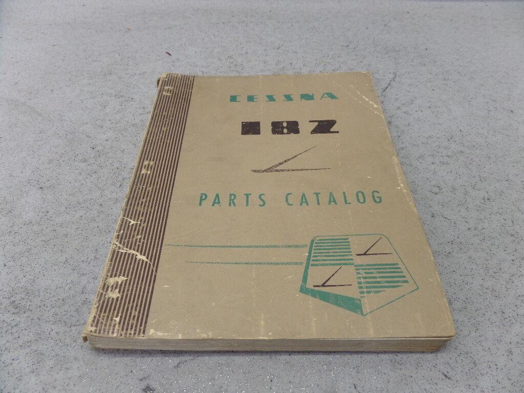 Cessna 182 Teile Katalog 1957 Edition
