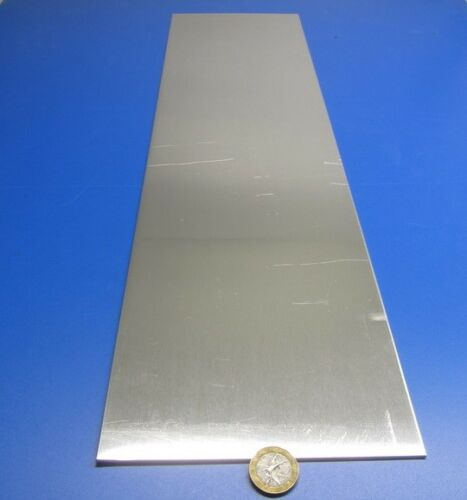 """.040/"""" Thick x 6.0/"""" Wide x 24.0/"""" Long O 1100 Aluminum Sheet Softened"""