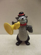 VINTAGE DISNEY ARISTOCATS TRUMPET PLAYING TOM CAT PVC
