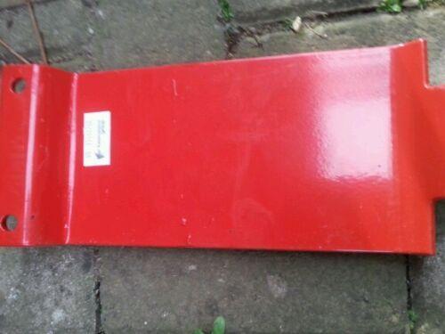 Vicon disco Cortacésped Skid Placa X1 número de parte: VN99468768