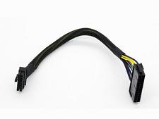 24 Pin to 14 Pin PSU Main Power Supply ATX Adapter Cable for Lenovo IBM