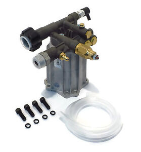 Details About New 2800 Psi Pressure Washer Pump For Excell Exh2425 With Honda Engines W Valve
