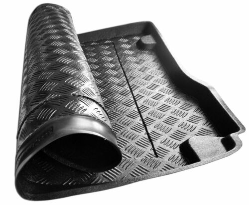 TAILORED PVC BOOT LINER MAT TRAY Volvo S80 Saloon 1999-2006