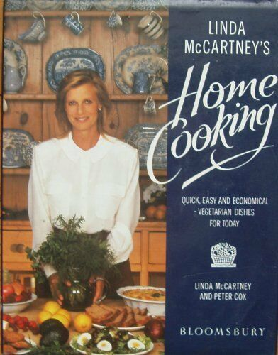 1 of 1 - Linda McCartney's Home Cooking: Quick, Easy and Econ... by Cox, Peter 0747502242