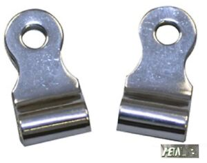 Spur-Hanger-Replacement-Set-Stainless-Steel-Sold-in-Pairs-New-Free-Shipping