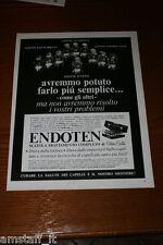 AG25=1972=ENDOTEN LOZIONE CAPELLI=PUBBLICITA'=ADVERTISING=WERBUNG=