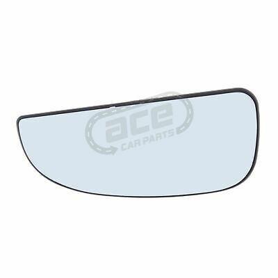 Volvo XC90 2001-2006 Right Drivers Side Heated Wing Door Mirror Glass NEW