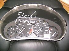 Velocímetro combi instrumento peugeot 206 963496108 0 del velocímetro cluster Tachometer