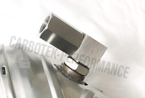 Eliminator Lambdasonde Lambda MINIKAT Spacer Metallkat 90° O2 Simulator CP10049