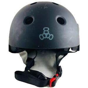 M Triple Eight Helmet SK-564 ASTM CPSC Certified Cycling Skateboarding BMX S