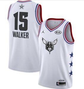 the best attitude 7ca6f 3562b Details about Nike Jordan Charlotte Hornets Kemba Walker All Star Jersey  Size XXL BV3574 116