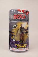 Punk Rock Zombie The Walking Dead Horror Comic Series 3 Action Figur McFarlane