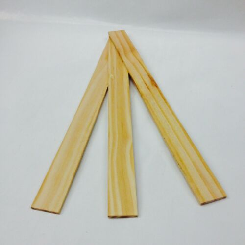 Paint Mixing Stirring Sticks Wood FREE SHIPPING 50 pcs