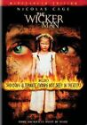 Wicker Man 0085391100935 With Nicolas Cage DVD Region 1