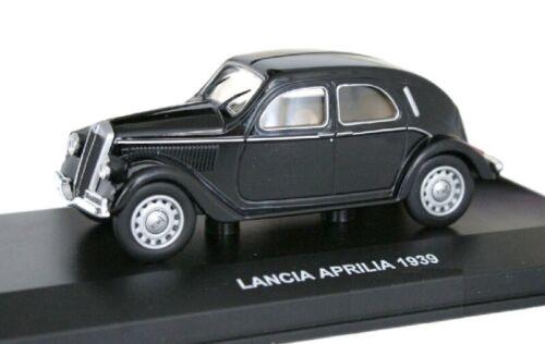 Lancia Aprilia 1939 ** Carabinieri Policía police  1:43 Agostini Diecast *19
