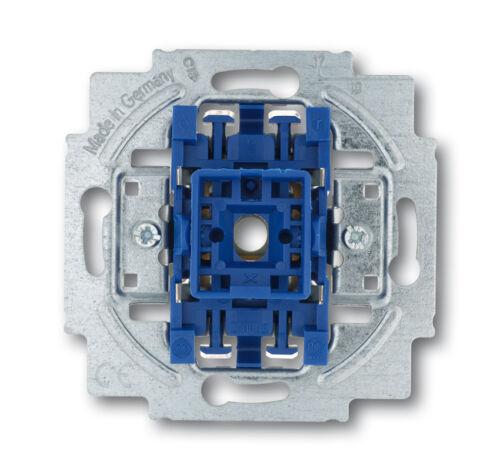 Busch-Jaeger 2000//2 US Wippschalter Ausschalter 2-polig