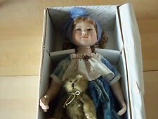 "Superb Alberon 26"" Porcelain Doll - Janice - Limited Edition - BNIB - FREE P&P"