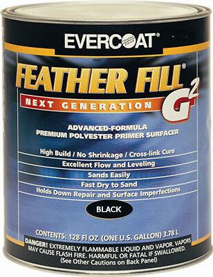 Evercoat Featherfill G2 Primer - Black Color - Gallon Size