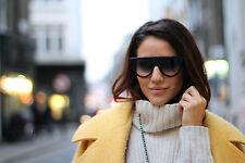 RARE NEW Genuine CELINE Shadow Ladies Blue Burgundy Sunglasses CL 41026/S FV7 DV