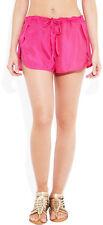 BNWT Tara Matthews Indulgence cherry embroide silk shorts XS R £125 Net A Porter