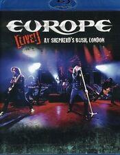 Europe: Live at Shepherd's Bush, London - Balls 'n' Ban (Blu-ray Used Very Good)