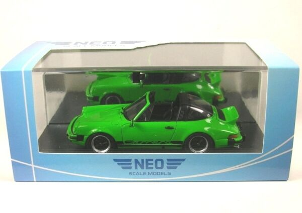 Porsche 911 Carrera Targa (green) US-Version (1985)