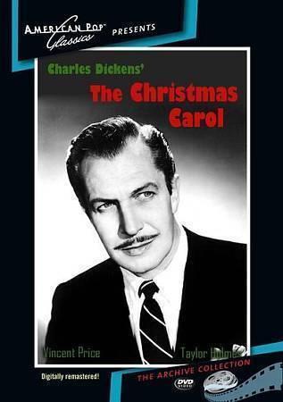 Charles Dickens' The Christmas Carol (DVD MOVIE) | eBay
