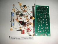 Hobby Diy Science Kit Project Long Range Fm Radio Transmitter Rf Voice