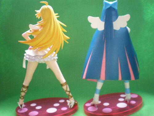 Details about  /Panty /& Stocking with Garterbelt Premium Figure Set SEGA Anime Official