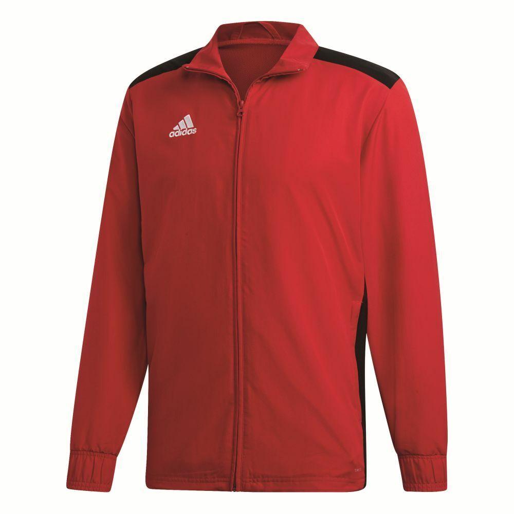 Adidas Fußball Regista 18 18 18 Präsentationsjacke Fußballjacke Herren rot aefa1e
