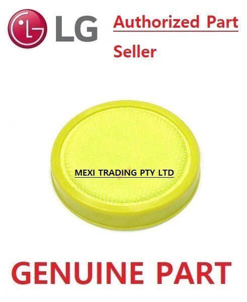 LG GENUINE Handheld Vacuum Filter - Bright Green (ADV75185502) FOR LG VS MODELS
