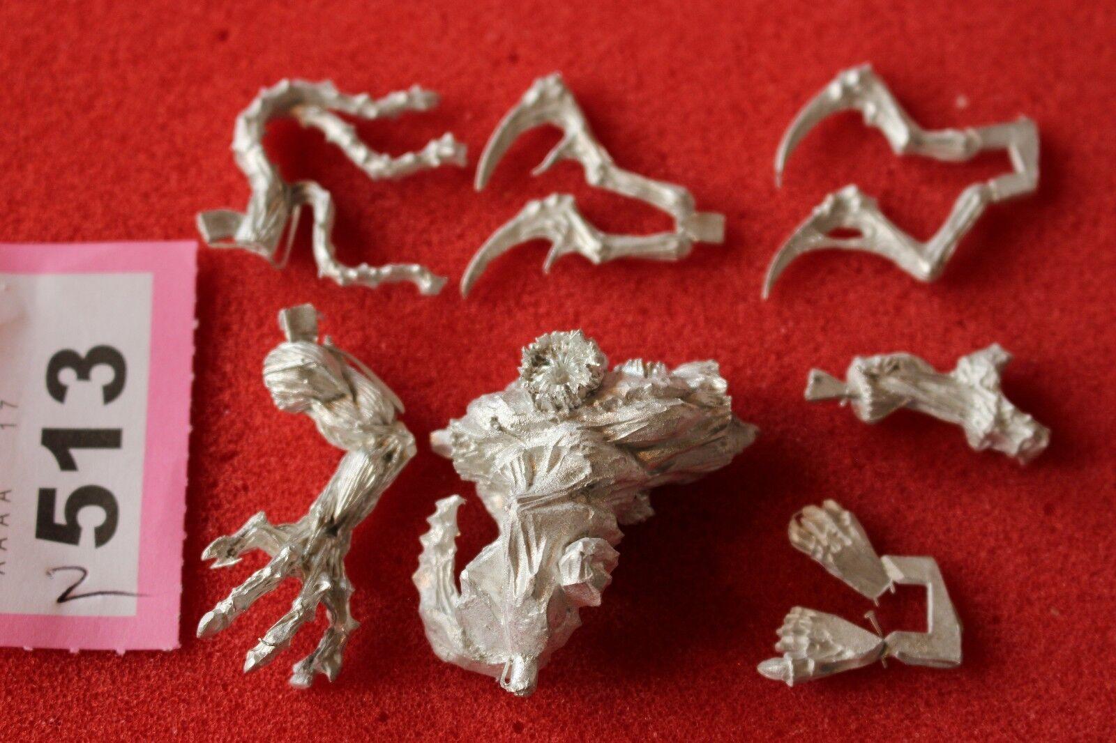 Games Workshop Warhammer Chaos Spawn Metal Fantasy Figure New Mint OOP Complete