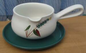 Denby-Greenwheat-Sauce-Boat-amp-Stand-16-99-Post-Free-UK