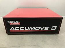 LINCOLN ELECTRIC ACCUMOVE 3 CONTROLLER for TORCHMATE CNC PLASMA CUTTING TABLE