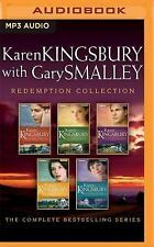 Karen Kingsbury REDEMPTION SERIES Unabridged MP3-CD 62 Hours *NEW* Fast Ship!