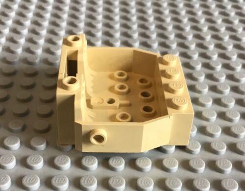 LEGO Tan Car Truck Vehicle Base Part 30149 Set 2995 5958 5918 7682 5978 76003