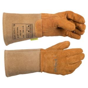 S M L XL XXL Very Soft /& Excellent Feeling TIG Welding Gloves WELDAS SOFTouch