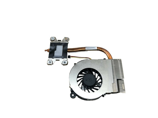 New For HP Pavilion 643258-001 646578-001 Cpu Cooling Fan /& Heatsink UMA