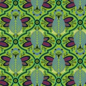 Free-Spirit-Tula-Pink-All-Stars-Agave-Bee-PWTP115-Cotton-Fabric-BTY