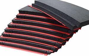Image Is Loading Pelican  Solid Foam W Red