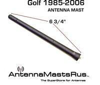 oe Hirschmann 6 3/4  Golf Roof Antenna Mast 1985-2008 Volkswagen